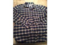 Ladies Levi Check Shirt