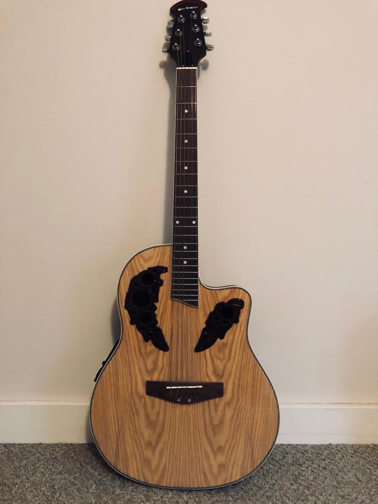 Semi Acoustic Guitar