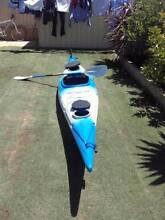 Versatile Aussie made Gecko Kayak Madora Bay Mandurah Area Preview