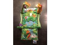 Fisher price rainforest baby gym