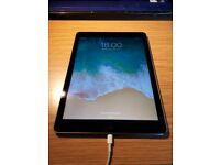 Apple iPad Air 128GB 4G - Space Grey - Unlocked - With Case