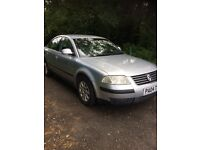 2004 VW Passat 2.0L 20v F/S/H mot oct. 127112 MLS