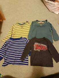 12-18 months baby tops