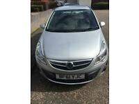 Vauxhall Corsa 1.2 Silver For Sale