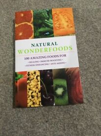 Natural Wonderfoods book