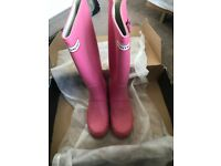 Hunter Boots size 5, eur 38