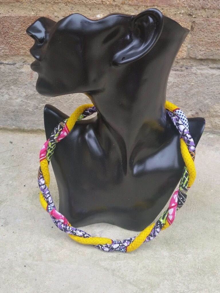 Colouful Statement Necklace