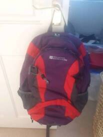 Mountain Warehouse backpack