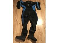 Bodyglove Drysuit - womens medium size, free to collector