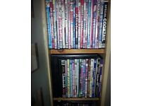 Lots of Bollywood DVD's About 52 DVD's For clearance