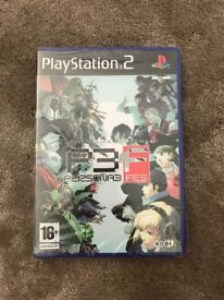 Rare Persona 3 fes (PlayStation 2) (Brand New and Officially Sealed) (UK edition)