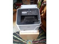 brother laser printer with fax