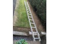 Aluminium 3.9m ladder