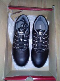 Brand new Slazenger golf shoes, size 6