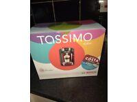Coffee machine BOSCH TASSIMO new