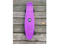 Plain Lazy Skate Board (purple)