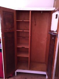 Wooden Wardrobe for free!