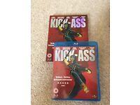 Kick ass blu ray