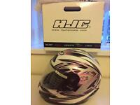 Brand new HJC helmet size small **open to offers**