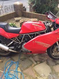 1994 Ducati 750 Supersport