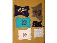 Various high street brand tops
