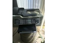 HP Officejet J5780 All-in-One Inkjet Printer