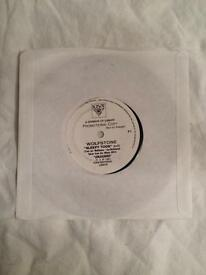 "Wolfstone 7"" promotional copy of "" sleepy toon"""