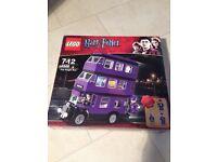Harry Potter Lego : The Knight Bus