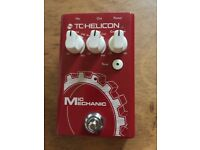 TC-Helicon Mic Mechanic 2 - Vocal FX Pedal