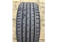 1x Continental ContiSportContact 3 tyre 205/45 R17 V (84) Barley used tyre