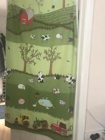Helena Springfield Children's Curtains Farm Theme