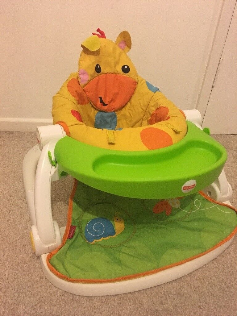 Fisher price sit-me-up baby chair
