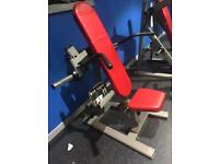Commercial shoulder press - mint