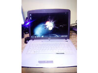 Acer Aspire - Intel Celeron - 2GB RAM - 80GB - Win 7 - BARGAIN!!