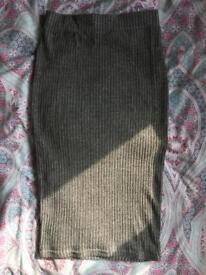 Grey Miss selfridge skirt
