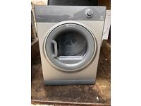 Hotpoint TVEM70 7kg Vented Tumble Dryer in Silver #5110