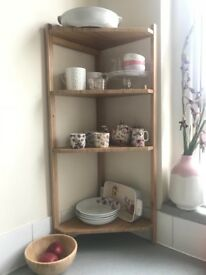 Ikea corner shelf