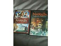 Narnia 2 dvd s