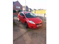 Fiat Grande Punto 1.4 Dynamic 2009 59 Plate - Air Con and Bluetooth
