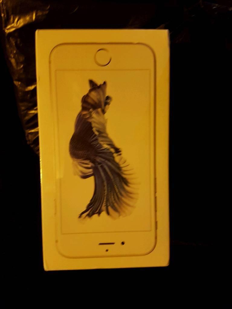 BNIB I PHONE 6S 32g EE