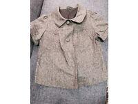 Maternity blazer/top size S/P from Apso Bibi