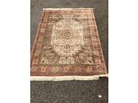 Persian rug keshan 170x125cm - delivery available