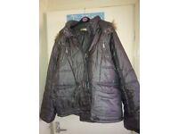 womens george coat size 22