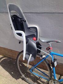 Hamax caress child bike seat (lockable)