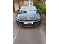 Vw scirocco 2.0 TDI Bluemotion 2011 with only 56,222 miles
