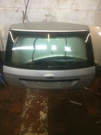 Ford Fiesta tailgate/boot / hatch/
