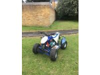 Quad bike 110cc 320 pounds!!!!!!
