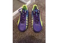 Puma Football Boots size 9