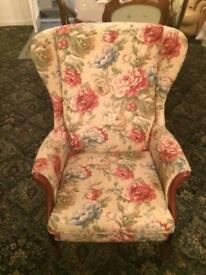 Parker knoll arm chairs SOLD