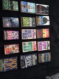 Books - James Patterson